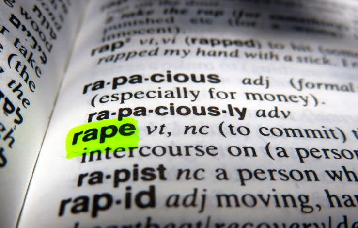 Rape - dictionary definition